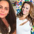 Viviane Araújo deixa os fios ruivos da novela 'Império' e muda o visual: 'Morenice', mostrou ela no Instagram, nesta segunda-feira, 30 de março de 2015