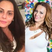 Viviane Araújo muda o visual da novela 'Império' e repica o cabelo: 'Morenice'