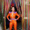 Na última quinta-feira (26), Viviane Araújo fez sua festa de aniversário, de 40 anos