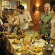 Marco Nanini interpreta o personagem Lineu no seriado da Globo, 'A Grande Família'