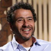 Marcos Palmeira diz que aprendeu a chorar com o nascimento da filha: 'Me limpei'