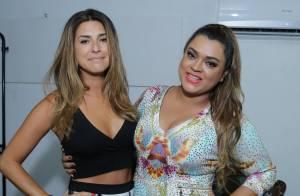 Fernanda Paes Leme será madrinha no casamento de Preta Gil: 'Alegria imensa'