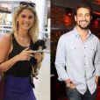 Bárbara Evans está 'apaixonadíssima' por Cauã Reymond: 'Juntos há mais de 1 mês'