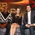 Thiaguinho, Paulo Ricardo e Sandy serão os novos jurados do 'SuperStar'