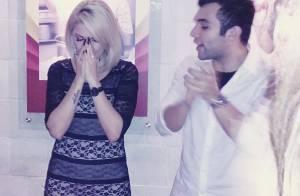 Antonia Fontenelle fica noiva de Jonathan Costa em festa surpresa de aniversário