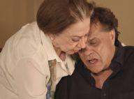 Novela 'Babilônia': Lauro morre nos braços de Tereza após passeio. Veja fotos!