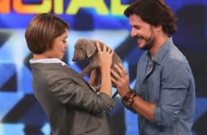 Sophie Charlotte e Daniel de Oliveira vivem crise no relacionamento, diz jornal
