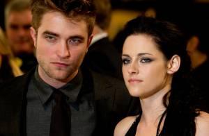 Robert Pattinson pegou troca de mensagens entre Kristen Stewart e Rupert Sanders