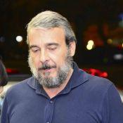 Alexandre Borges e mais famosos vão ao velório de Antônio Abujamra em SP