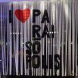 Decoração da festa da novela 'I Love Paraisópolis'