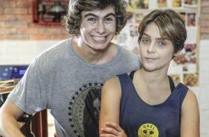 Isabella Santoni e Rafael Vitti enfrentam a primeira crise no namoro, diz jornal