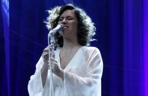 Maria Rita homenageia a mãe, Elis Regina, em show no Rio de Janeiro