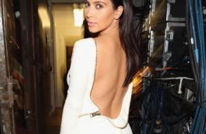 Marca revela manequim de Kim Kardashian: '38 sob medida e 40 no bumbum'