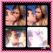 Babi Rossi se declara para o namorado, Olin Batista: 'Te amo cada dia mais'