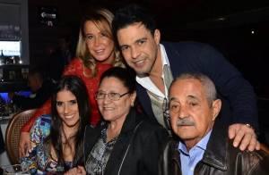 Pai de Zezé e Luciano, Francisco, de 77 anos, é internado com enfisema pulmonar