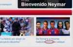 Neymar: site do Barcelona comete gafe e diz que namorado de Marquezine é carioca