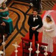 Após a cerimônia, Preta Gil e Rodrigo Godoy se reuniram com familiares e amigos em uma superfesta para comemorar o casamento