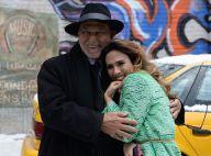 Novela 'I Love Paraisópolis': Dom Peppino (Lima Duarte) se encanta com Danda