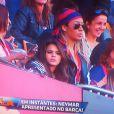 A imprensa espanhola não tira os olhos de Bruna Marquezine. A namorada de Neymar também faz sucesso por lá