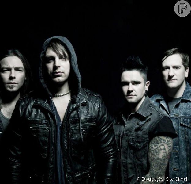 A banda Bullet For My Valentine não se apresentará mais no Rock In Rio 2013