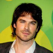Ian Somerhalder, o Damon de 'Vampire Diaries', cancela sua vinda ao Brasil