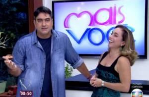 Internautas criticam Zeca Camargo no 'Mais Você' e pedem volta de André Marques