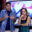 Internautas aprovaram Cissa Guimarães no 'Mais Você', mas criticaram Zeca Camargo: 'Tem que ser Cissa e André Marques'