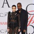 Kim Kardashian e Kanye West estão casados há um ano