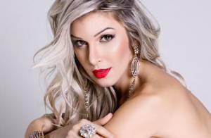 Ex-BBB Tatiele Polyana faz topless em ensaio e critica sexo no reality show