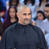 Luciano Szafir raspa o cabelo na TV para 'Os Dez Mandamentos': 'Muito diferente'