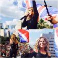Wanessa se apresentou durante a 19ª Parada do Orgulho LGBT, em São Paulo, na tarde deste domingo, 7 de junho de 2015