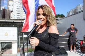 Wanessa canta na Parada do Orgulho LGBT. Valesca Popozuda cancela participação