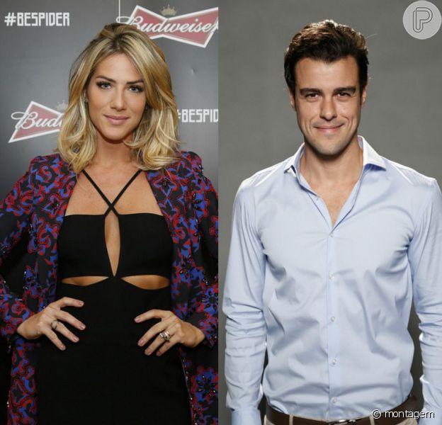 Giovanna Ewbank e Joaquim Lopes os novos rostos do 'Vídeo Show', diz jornal