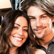 Raphael Sander comenta fim do casamento com Carol Castro: 'Não vai ser fácil'