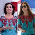 Marina Ruy Barbosa e outras famosas já apostaram no mesmo look, mas em ocasiões diferentes