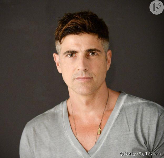 Reynaldo Gianecchini revela que está aberto ao amor, mas que é uma pessoa desgarrada