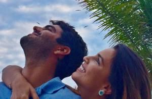 Mariana Rios parabeniza o namorado, Patrick Bulus: 'Feliz aniversário, meu amor'
