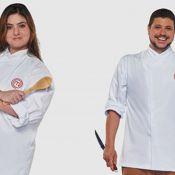 'MasterChef': Izabel e Raul são finalistas na 2ª temporada do reality no Brasil