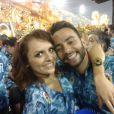 Monica Iozzi namora Felipe Atra, produtor do 'CQC'