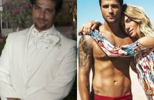 Bruno Gagliasso não quis revelar fotos de seu casamento: 'Estava gordo'
