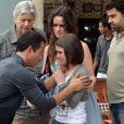Paulinha (Klara Castanho) se desespera pois acredita que vá morrer assim como a sua mãe