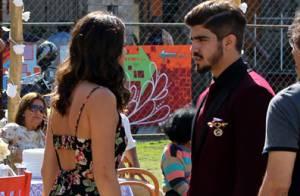 Novela 'I Love Paraisópolis': veja fotos da festa de noivado de Mari e Grego!