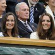 Pippa Middleton é irmã de Kate Middleton, mulher do príncipe William e duquesa de Cambridge