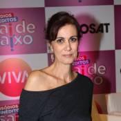 Márcia Cabrita recupera autoestima com 'Sai de Baixo' e fala sobre câncer