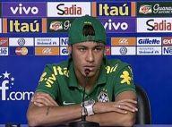 Neymar explica por que emagreceu 2kg durante viagem à Espanha: 'Muito corrido'