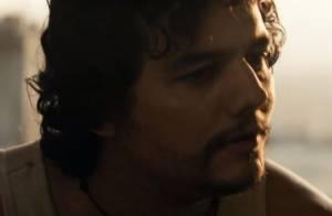 Wagner Moura aparece em trailer do filme 'Elysium', protagonizado por Matt Damon