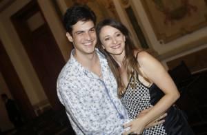 Paula Braun pede que o marido, Mateus Solano, não mude: 'O sucesso é uma poeira'
