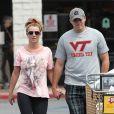 Britney Spears namora com David Lucado