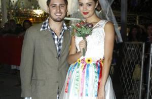 Confira os famosos que se vestiram de caipira nas festas de São João em 2013