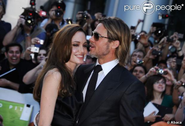 Brad Pitt escreve texto revelando como superou crise no casamento com Angelina Jolie, em 28 de junho de 2013